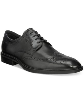 Ecco Men's Illinois Black Oxfords