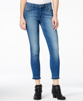 M1858 Paulina Cropped Skinny Jeans, Only at Vogily