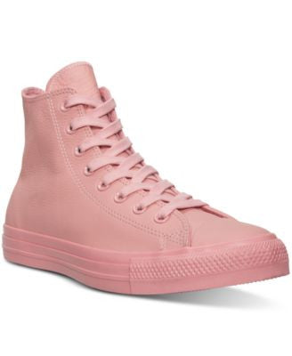 Converse Women's Chuck Taylor Hi Pastel Leather Casual Sneakers from Finish Line