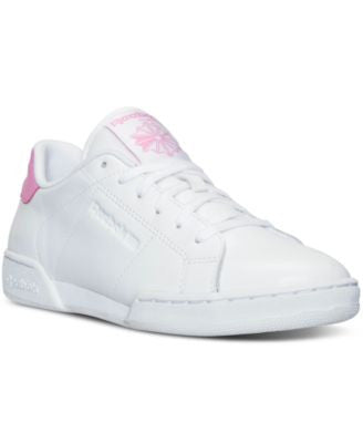 Reebok Women's NPC II Casual Sneakers from Finish Line