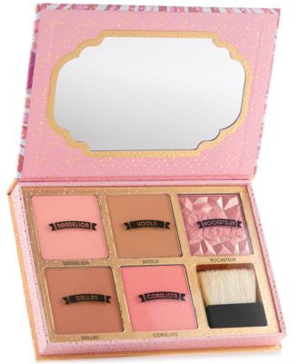 Limited Edition! Benefit Cosmetics Cheekathon blush & bronzer palette