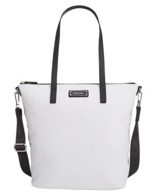 Calvin Klein Dressy Nylon North South Tote