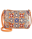Sam Edelman Kattie Embroidered Convertible Crossbody