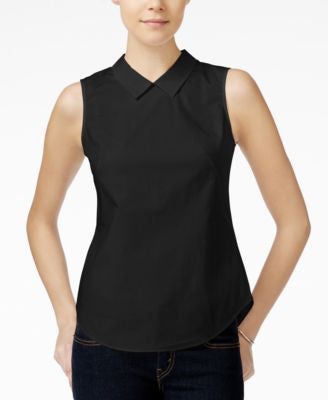Armani Exchange Collared Blouse