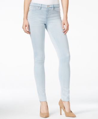 Dittos Mary Bleach Out Blue Wash Jeggings