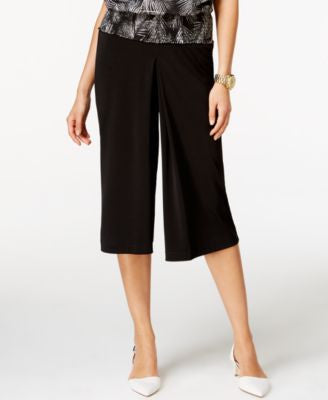 MICHAEL Michael Kors Petite Pull-On Culotte Pants