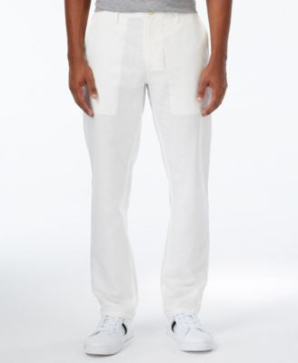 Sean John Men's Lightweight Linen Pants