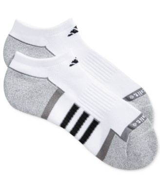 adidas Low-Cut ClimaLite Socks, 2 Pack