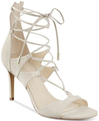 Marc Fisher Ballad Lace-Up Dress Sandals