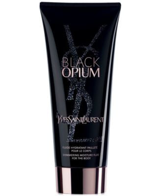 Yves Saint Laurent BLACK OPIUM Body Lotion, 6.7 oz