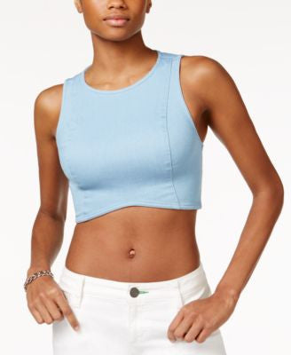 GUESS Jeancare Crop Top