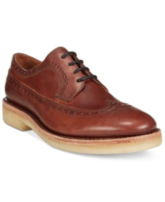 Frye Men's Luke Wingtip Oxfords