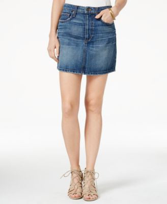 Joe's Woodstock Denim Skirt