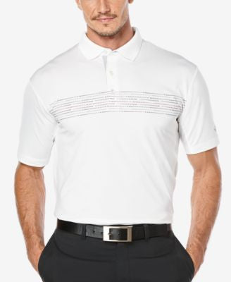 Callaway Men's Golf Performance Chest Print Polo