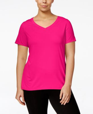 Ideology Plus Size V-Neck T-Shirt