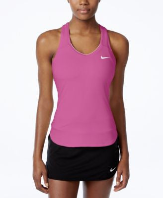 NikeCourt Racerback Dri-FIT Tennis Tank Top