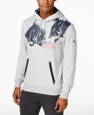Puma Men's Red Bull warmCELL Graphic Hoodie
