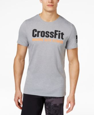 Reebok Men's CrossFit Forging Elite Fitness T-Shirt