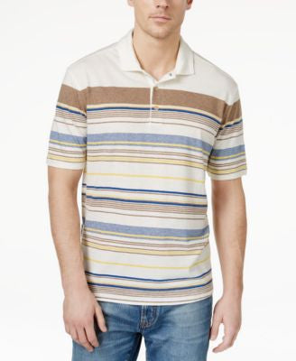 Tommy Bahama Men's Regatta Striped Polo