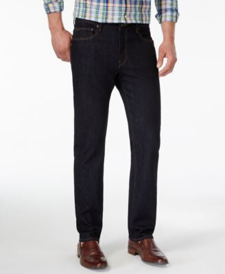 Michael Kors Men's Tailored Indigo Good Jeans