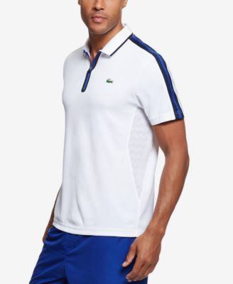 Lacoste Men's Contrast-Trim Tennis Polo
