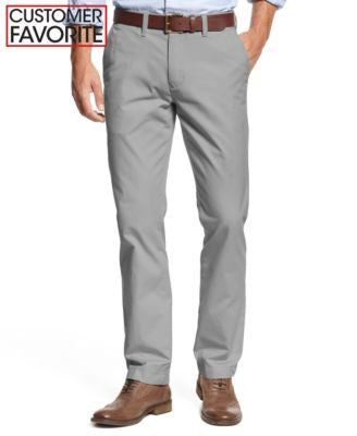 Tommy Hilfiger Men's Big & Tall Chino Pants