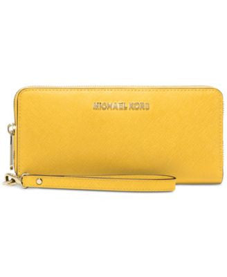 MICHAEL Michael Kors Jet Set Travel Continental Wallet