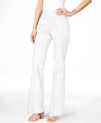 INC International Concepts Flare-Leg Trousers, Only at Vogily