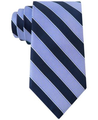 Club Room Men's Sail Stripe Classic Tie, Only at Vogily