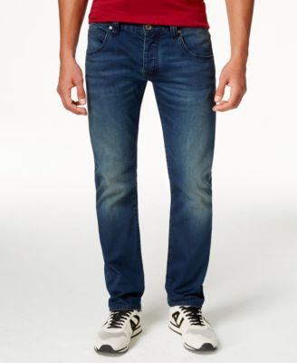 Armani Jeans Men's J08 Slim-Fit Jeans