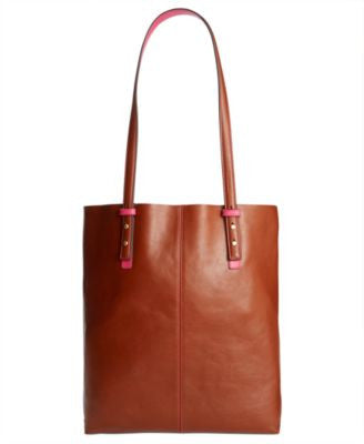 Vera Bradley Canyon Leather Tote