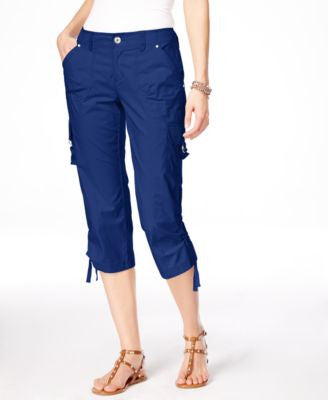 INC International Concepts Cargo Capri Pants, Only at Vogily