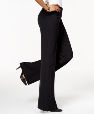 Style & Co. Stretch Wide-Leg Pants, Only at Vogily