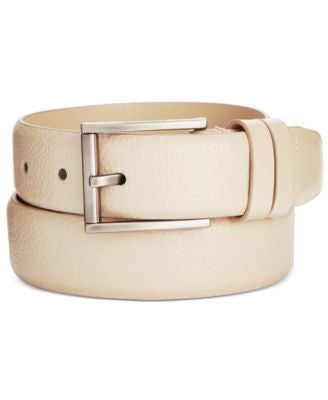 Kenneth Cole Reaction Men's Feather-Edge Belt
