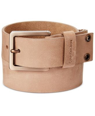 Calvin Klein Men's Leather Belt