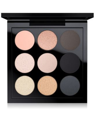 MAC Eye Shadow Palette, Smoky Metallic x 9, Only at Vogily