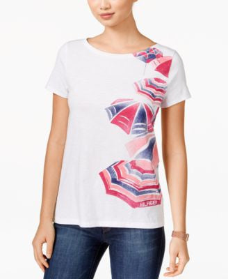Tommy Hilfiger Umbrella Graphic T-Shirt