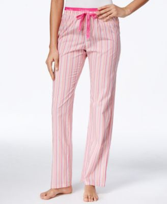 Calvin Klein Striped Pajama Pants