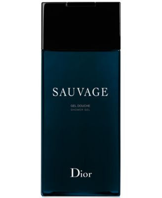 Dior Sauvage Shower Gel, 6.7 oz