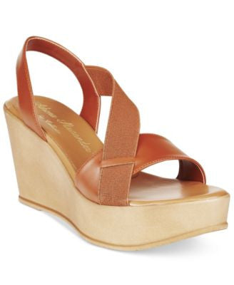 Athena Alexander by Callisto Kolor Wedge Sandals