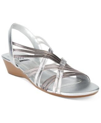 Impo Rampage Stretch Wedge Sandals