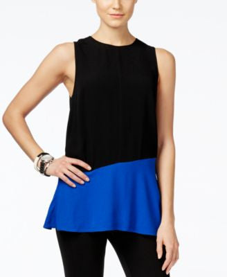 MICHAEL Michael Kors Colorblocked Tank Top