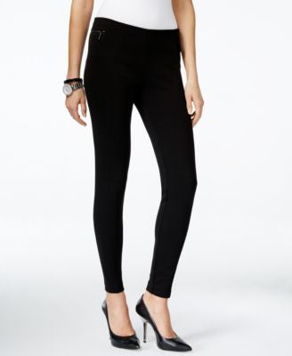 MICHAEL Michael Kors Zip-Pocket Skinny Pants