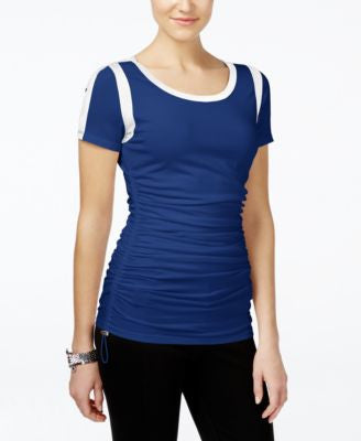MICHAEL Michael Kors Ruched T-Shirt