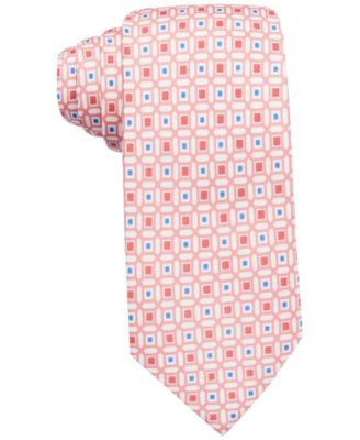 Countess Mara Men's Geometric-Print Classic Tie