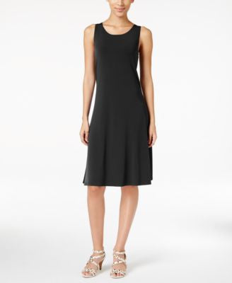 Alfani Petite Knit A-Line Dress, Only at Vogily