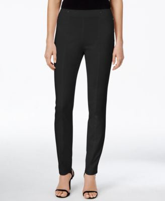 Alfani Pull-On Skinny Ankle Pants, Only at Vogily