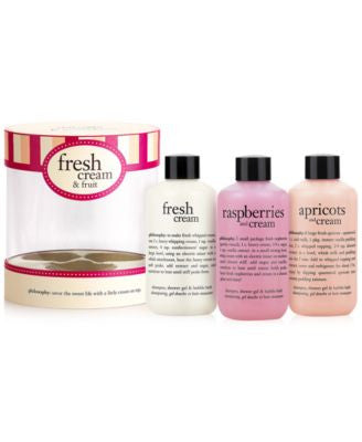 philosophy Fresh Cream Gift Set