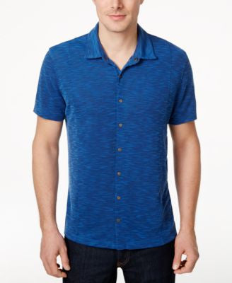 Alfani Men's Short-Sleeve Shirt, Only at Vogily
