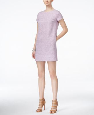 CeCe Kayte Short-Sleeve Shift Dress